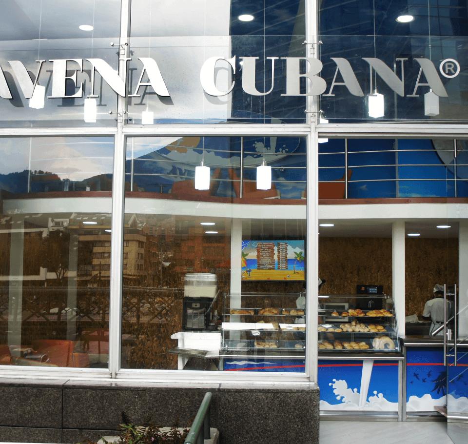 Avena Cubana